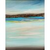 PTM Images Umi Ni Sora Painting Print on Wrapped Canvas