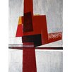 PTM Images Specificity Painting Print on Wrapped Canvas