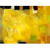 PTM Images Summer Hues Painting Print on Wrapped Canvas