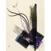 PTM Images Abstract Elements III Painting Print on Wrapped Canvas