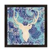PTM Images Boho Deer Framed Painting Print