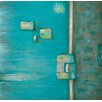 PTM Images Dream Painting Print on Wrapped Canvas