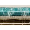 PTM Images Parallel Lines Painting Print on Wrapped Canvas