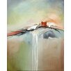 PTM Images Mistery Painting Print on Wrapped Canvas
