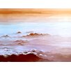 PTM Images Tranquility Painting Print on Wrapped Canvas