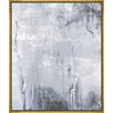 PTM Images Into the Grey II Framed Painting Print
