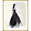 PTM Images Dancing Figure I Framed Painting Print