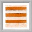 PTM Images Mandarin Strokes I Framed Graphic Art
