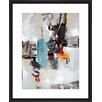 PTM Images Number 6 Framed Painting Print