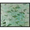 PTM Images 'Going Green Inverse' Framed Painting Print