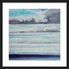 PTM Images 'Ocean Reach' Framed Painting Print