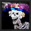 PTM Images Day of the Dead I Framed Graphic Art