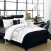 Textiles Plus Inc. 6 Piece Comforter Set