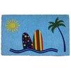 Imports Decor Sunny Beach Doormat