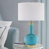 "Catalina Lighting 27"" H Genie Gemstone Inspired Table Lamp"