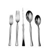 David Shaw Silverware Splendide Crane 20 Piece Flatware Set