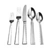 David Shaw Silverware Splendide Jena 45 Piece Flatware Set