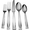 David Shaw Silverware Splendide Fold 20 Piece Flatware Set