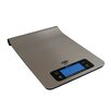 My Weigh Eclipse 1.8 cm Kitchen Scale in Silver