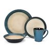 Pfaltzgraff Aria Everyday 16 Piece Dinnerware Set