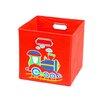 Nuby Train Folding Toy Storage Bin