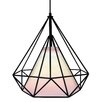 LumiSource Hedron 1 Light Mini Pendant