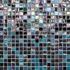 "Daltile City Lights 0.5"" x 0.5"" Glass Mosaic Tile in Las Vegas"