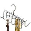 InterDesign Axis 7-Hook Hanging Organizer