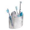 InterDesign Rain Power Lock Suction Toothbrush Holder