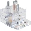 InterDesign Clarity Cosmetic Organizer
