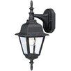 Hardware House 1 Light Outdoor Wall Lantern