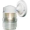 Hardware House 1 Light Outdoor Sconce