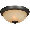 Hardware House Berkshire 2 Light Flush Mount