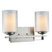 Hardware House El Dorado 2 Light Wall Sconce