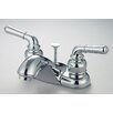 Hardware House Lavatory Standard Bathroom Faucet Double Handle