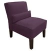 Skyline Furniture Premier Fabric Slipper Chair