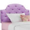 Skyline Furniture Tufted Cotton Upholstered Headboard