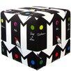 Skyline Furniture Birdhouse Cube Ottoman