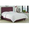 Skyline Furniture Duck Button Platform Bed