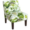 Skyline Furniture Grandiflora Jardin Slipper Chair
