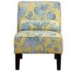 Skyline Furniture Slipper Chair in Lovina Seaspary