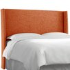 Skyline Furniture Polyester Upholstered Wingback Headboard