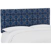 Skyline Furniture Polyester Upholstered Panel Headboard