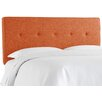 Skyline Furniture Tufted Polyester Upholstered Panel Headboard