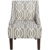 Skyline Furniture Swoop Upholstered Side Chair