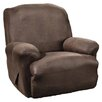 Sure Fit Stretch Leather Recliner Slipcover