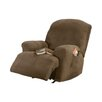 Sure Fit Stretch Pique Recliner T-Cushion Slipcover