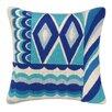 Trina Turk Coronado Bargello Decorative Wool Throw Pillow