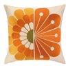 Trina Turk Windsor Embroidered Linen Throw Pillow