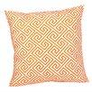 Trina Turk Geometric 100% Cotton Throw Pillow